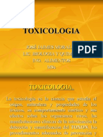 TOXICOLOGIA (1)Dinamica Clave