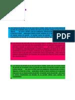 Formatos de Párrafos