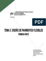 Tema 3 Diseño Pavimentos Flexibles p1
