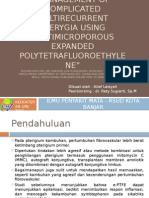 Journal - management of multi recurrent pterygia