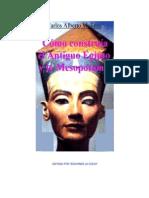 Como Construía El Antiguo Egipto y La Mesopotamia