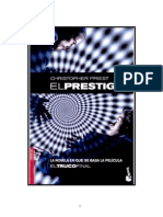 El Prestigio - Christopher Priest