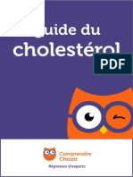 Comprendrechoisir Le Guide Du Cholesterol
