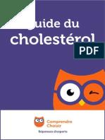 Comprendrechoisir Le Guide Du Cholesterol
