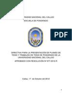 877-12-r Directiva 003-2012-r Presentacion Planes de Tesis y Trabajos de Tesis-Anexo-1