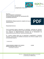 Plan de Mejoramiento Ecoopsos -Flor Farmacia