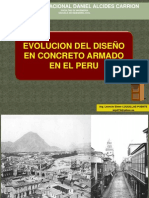 1.- Evolucion de Diseño Del Concreto Armado-UNDAC