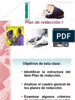 PLAN DE REDACCIÓN 1  3° MEDIO.ppt