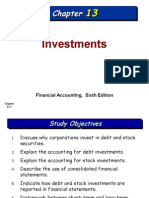 Ch13 Investment