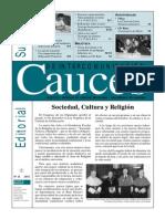 Cauces Sociedad Cultura y Religion