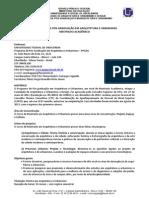 Edital Nº 01_2015 Processo Seletivo PPGAU 2015