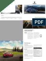 Porsche Financial Services Brochure