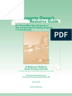Cook County Propert Owners Guide 2006 (306-02-07)