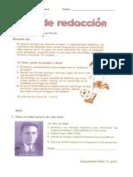 Ejercicios de Redacción para Taller Simce.doc