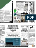 BOLETIN DOMINICAL N. 194