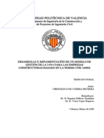 Desarrollo e implmentación de un Modelo de Investigación, Desarrollo e Innovación