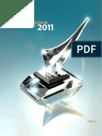 Revista PNC Premio Nacional De Calidad 2011 tomo 1