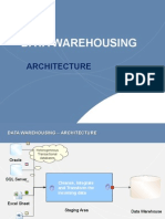 Datawarehousing Architecture