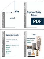 Building Materials for construction