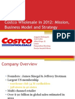 Costco Wholesale in 2012