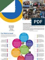 New Israel Fund Brochure 2015