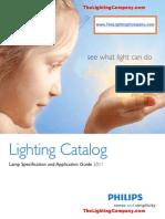 Philips Lighting Catalog-TheLightingCompany