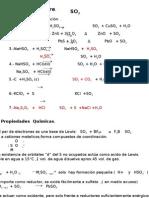 Oxig de S y Ac.sulfurico(C ))
