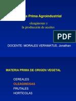 OLEAGINOSAS Y PRODUCCION DE ACEITES- CLASE 2.ppt