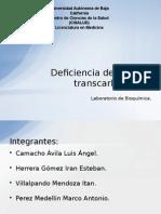 Deficiencia de Ornitina Transcarbamilasa (1)