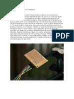 Conexión de La Cámara a La Netduino