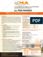 CALL FOR PAPERS√√-1