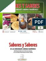Sabores Saberes Comunidades Andinas Narinenses