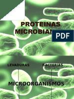 proteinas microbianas ORIGINALoooo.ppt