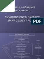 3.Environmental Impact Management Plan
