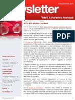 Newsletter T&P N°94