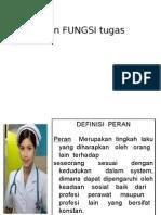 Peran & Fungsi Perawat REV