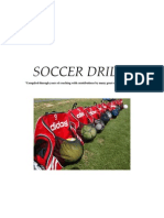Soccer Development Drills