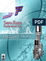 Knife Gate Valves Catalog 2008 SureFlow
