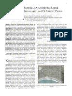 Geofisika Air Laut 2