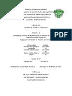 Conexión y Lectura de Multímetros, en función de Voltímetros, Amperímetros y Óhmetros Reglas de la División de Tensión & Corriente