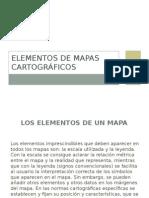 Elementos de Mapas