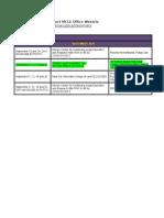 MCLE Seminar Schedules