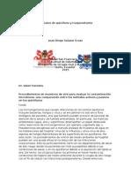 Articulo de Quirofano y Traqueostomia