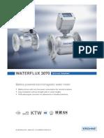 WATERFLUX3070