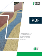 Tarmac Permeable Concrete Solution Guide