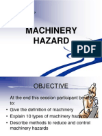 3 Machinery Hazard 1
