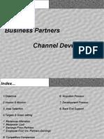 Channel Development