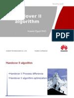 Handover II Algorithm