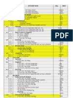 Bill of Quantity (Boiler-rev-004)