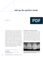 How to Build Up the Perfect Tooth